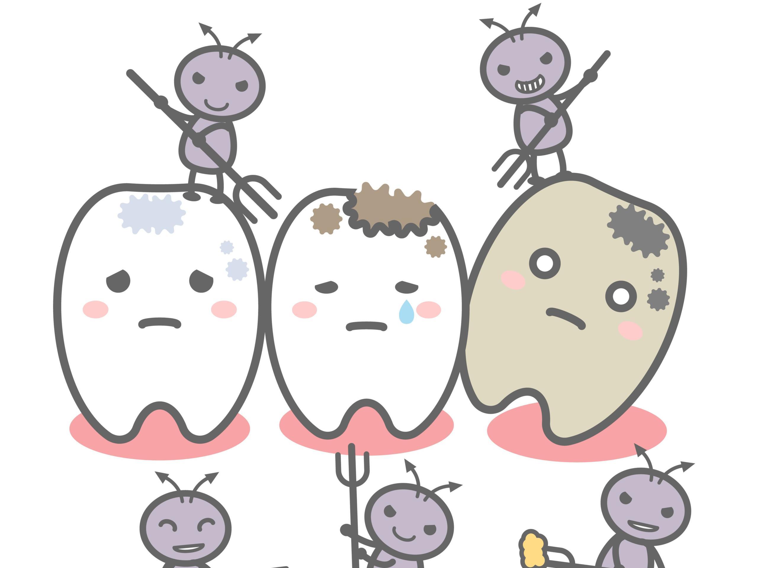 歯がしみる!虫歯と知覚過敏をセルフチェックで判断するやり方