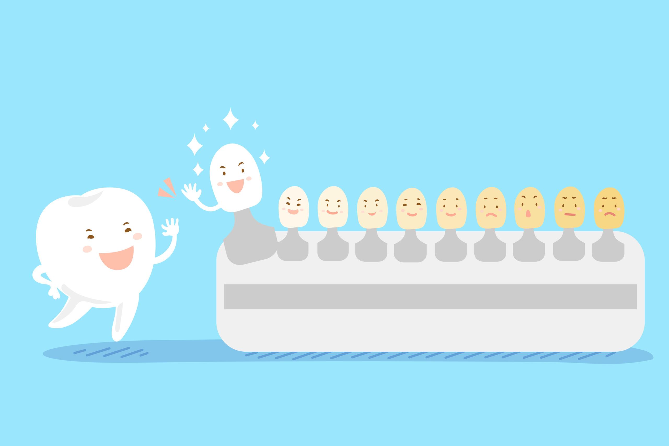 ホワイトニングの基礎知識!知っておくべき歯を白くする方法