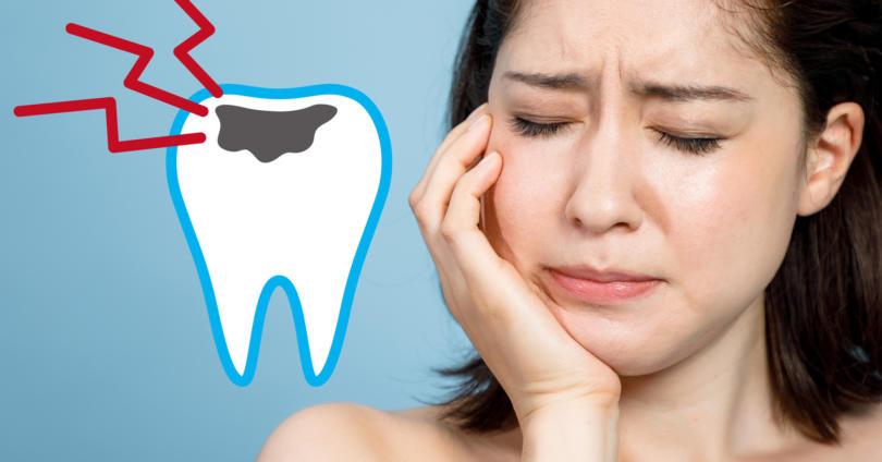 歯痛の4つの応急処置とは?痛みをすぐに抑える対処法