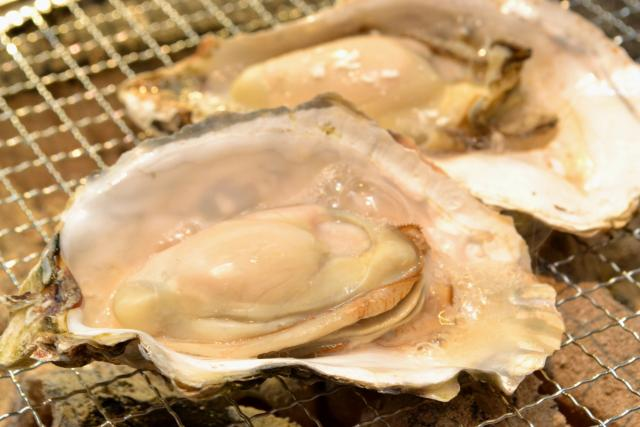 亜鉛を多く含んだ牡蠣やあさり