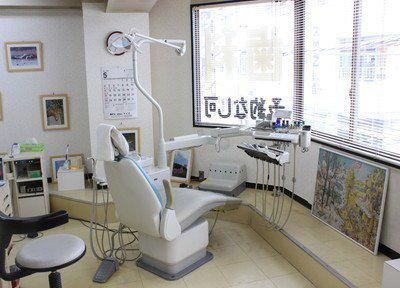 レオデンタルクリニック 診察室