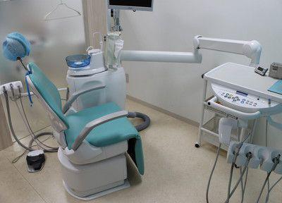 さくま歯科・診療台