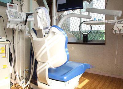 高鼻なりた歯科医院 診察室