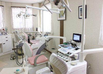 渋谷歯科医院 診察室