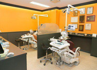 ハセベデンタルクリニック 診療室