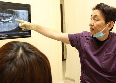 いどがわ歯科 診療風景