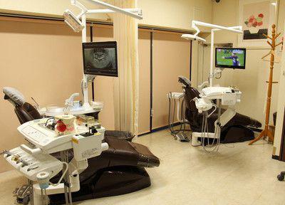 いどがわ歯科 診察室