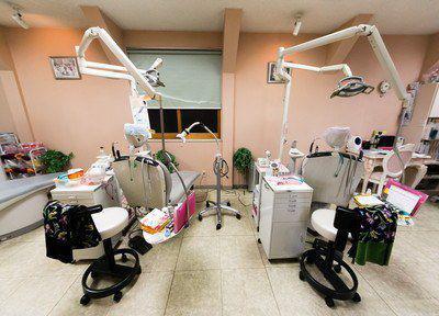 たけやま歯科医院 診療室