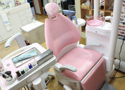 若葉歯科医院 診療台