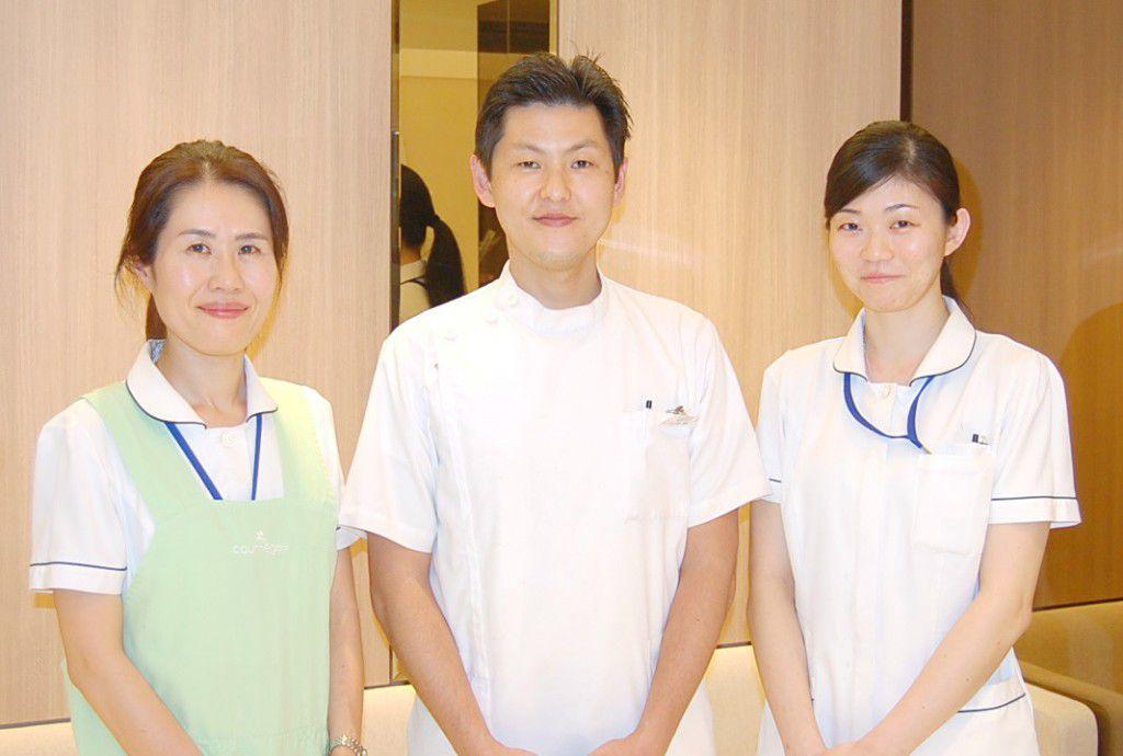 大森イースト歯科の先生とスタッフ