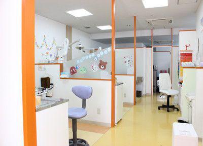 上尾ファミリー歯科の診療室