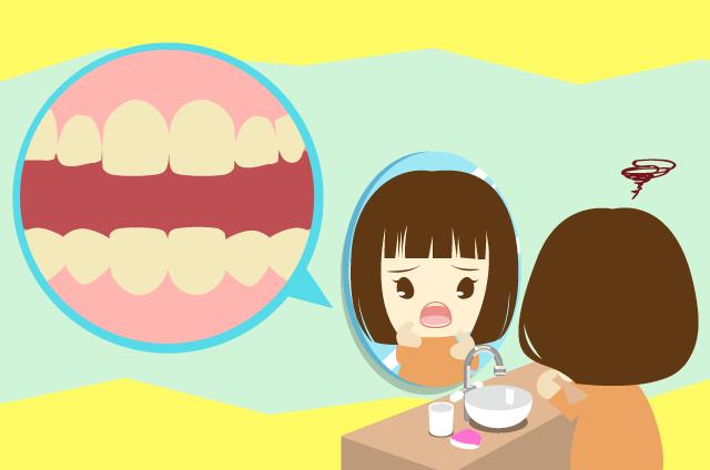 歯が変色する6つの原因と歯医者さんで行う治療法+自宅ケア