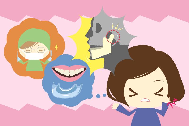 額関節症治療