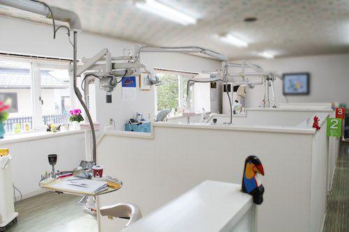 池田歯科医院の院内写真