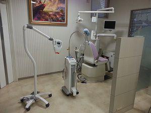 根津歯科医院の治療器具
