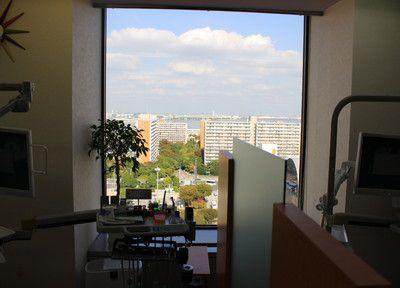 デンタルオフィス・ソレイユからの眺め