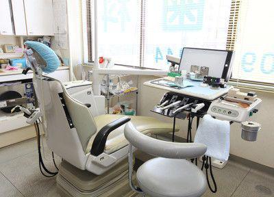 ヨシ歯科クリニック 診療台
