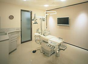 伊藤デンタルオフィス・診療室