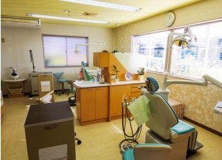 宮内歯科医院 診療室