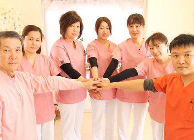池田歯科医院の先生とスタッフ