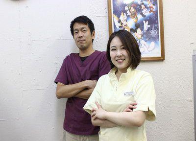 西葛西マリーナ歯科医院の先生とスタッフ