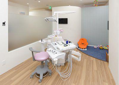 みかみ歯科医院の診療室