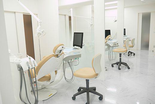 さくら歯科口腔外科クリニック 診療室