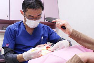 塩野歯科クリニック 治療風景