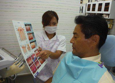 渡辺歯科クリニック 診療風景