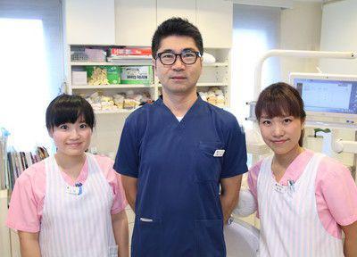鈴木歯科医院 先生とスタッフ