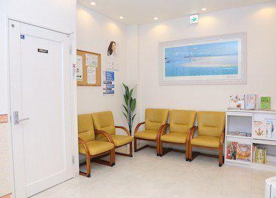 みよし歯科クリニック 待合室