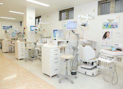 みよし歯科クリニック 診療室