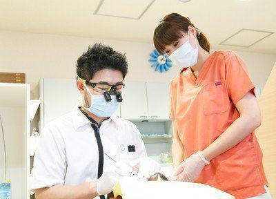 上原歯科 治療風景