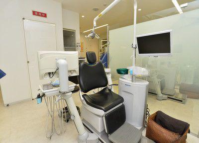 ミモデンタルクリニックの診療室