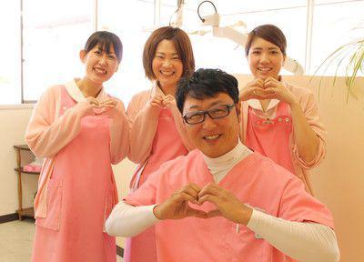 おがさわら歯科・小児歯科の先生とスタッフ
