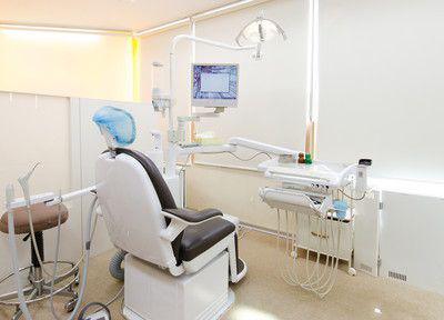 平井駅前歯科 診療台