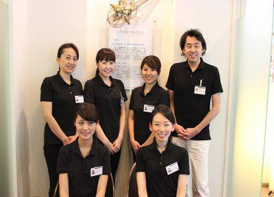 日本橋梶村歯科医院の先生とスタッフ