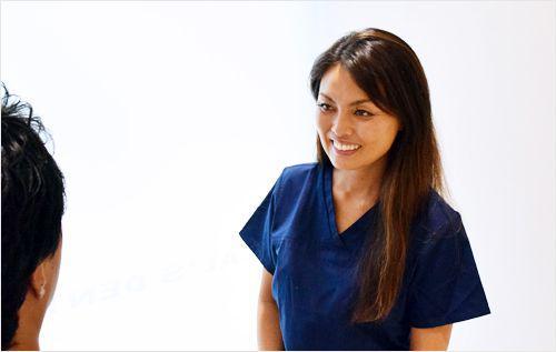 ローカルズ歯科クリニック カウンセリング