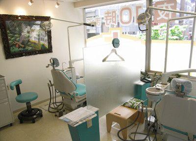 新橋赤坂レンガ通り歯科クリニック 治療室