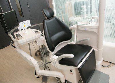 かとう歯科クリニック 診療台