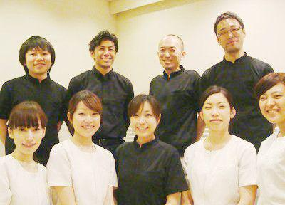 大崎シティデンタルクリニックの先生とスタッフ