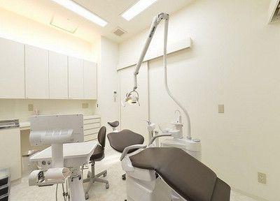 高槻ステーション歯科 診察室