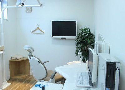 石川デンタルクリニック 診療室