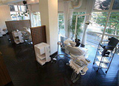松岡歯科クリニック 診療室