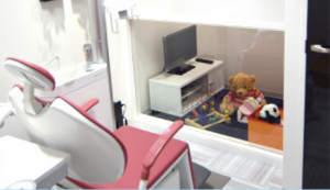 KR Dental Clinic金沢文庫のキッズスペース