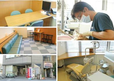サン横浜歯科矯正クリニック 医院風景