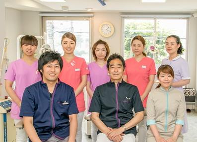 石川歯科クリニック スタッフ多数在籍