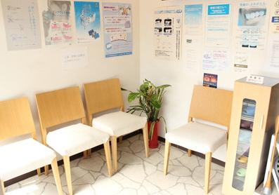 田中歯科クリニック 待合室