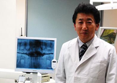 村上歯科 院長先生