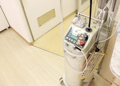 奥村歯科医院 レーザー治療